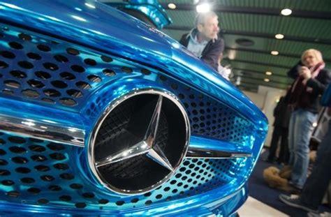 Daimler Bewerbung Zuruckziehen Prognose F 252 R 2013 Gesenkt Daimler Konzern Mit