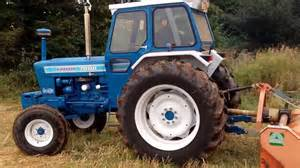 Ford 7000 Tractor Ford 7000