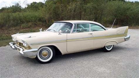 golden plymouth 1958 plymouth fury golden commando s209 kissimmee 2012