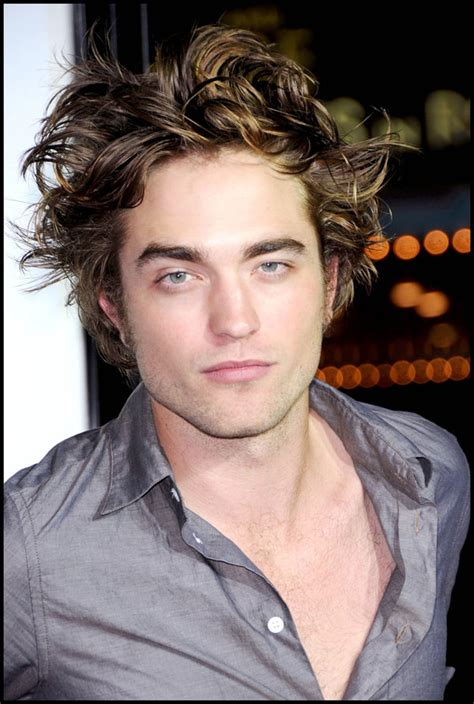 rob hair dlisted robert pattinson has magical hair
