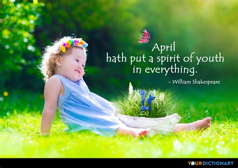 Flowers Bloom by April Quotes
