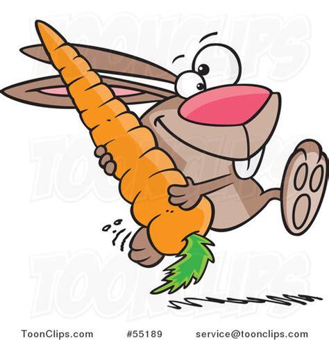 Ro N St Piyama Rabbit happy rabbit carrying a carrot 55189 by leishman