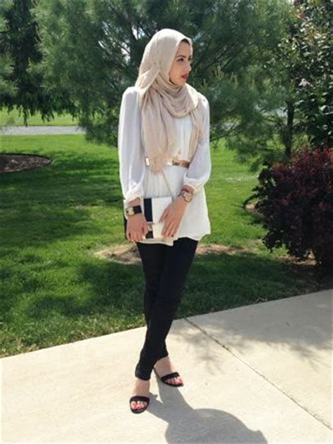 Blouse Minah White Kekinian Remaja 147 best images about muslim are our in