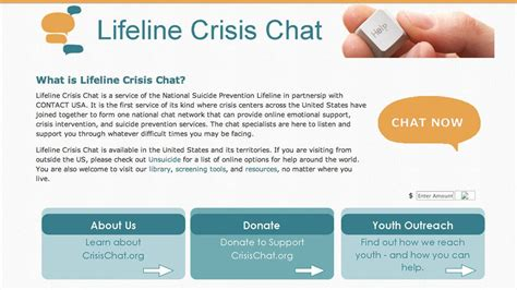 prevention chat room unsuicide help