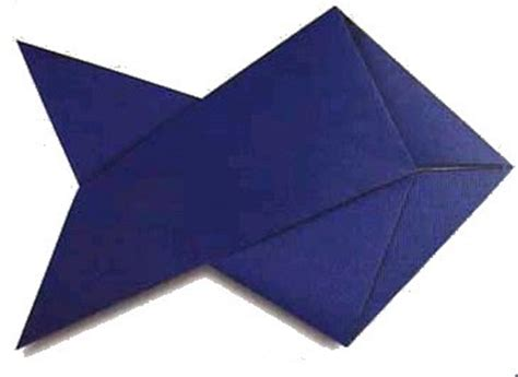 Origami Waterbomb Base - origami paper waterbomb fish in all type
