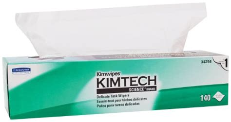 Kimwipes Kimtech Tissue Optik Lensa kimtech 34256ct kimwipes delicate task wipers 1 ply 14 7 10 x 16 3 5 box of 140 of 15