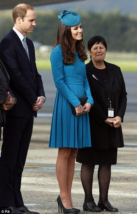 prince william and kate middleton in dunedin new zealand kate middleton and prince william act as rugby coaches in