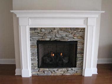 Fireplace Standards by Wood Fireplace Mantels Mantel Surrounds Leesburg Standard Mantelcraft