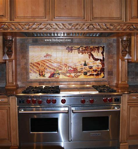 decorative tile backsplash over stove custom made lion ideas for stove backsplash decor and function great