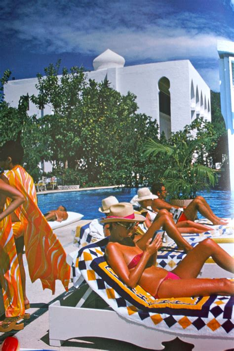 libro poolside with slim aarons slim aarons jet set slim aarons summer and swimming
