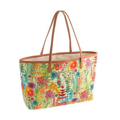 liberty tote bag in tresco floral bags j crew