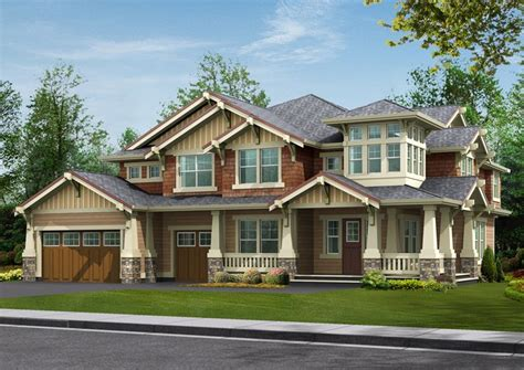 craftsman style house plans rustic wood craftsman style home design craftsman