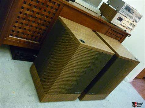 Speaker Bose Original original bose 501 series 3 loudspeakers photo 956391 canuck audio mart