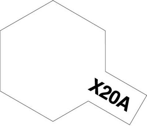 Tamiya Acrylic Thinner 46ml tamiya x20a thinner 46ml 81030