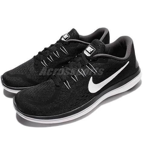 Sepatu Running Original Nike Flex 2017 Rn Black Violet nike flex 2017 rn run black white running shoes sneakers trainers 898457 001 ebay