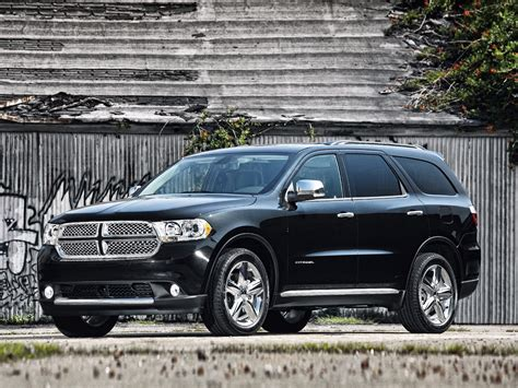 2012 Dodge Durango 2012 dodge durango price photos reviews features