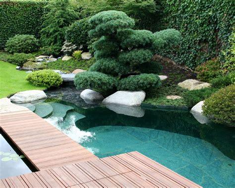 Gartenideen Teich by Teich Schwimmteich Pool Gartengestaltung