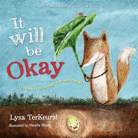 It Will Be Ok it will be okay the best yes by lysa terkeurst