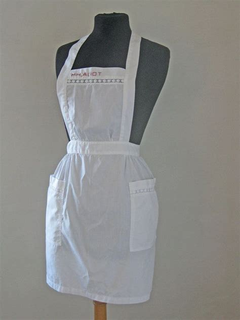 pattern for french maid apron french maids apron vintage french waitress apron aprons