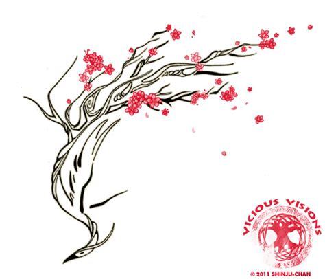 phoenix tattoo with cherry blossom cherry blossom phoenix by shinjuchan on deviantart