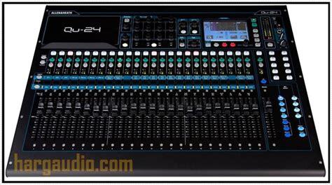 Daftar Mixer Audio 4 daftar harga mixer digital allen heath di indonesia