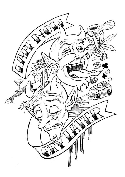 coloring pages tattoos coloring pages ideas amp reviews