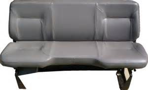 Seat Covers For International Trucks 1997 Through 2000 International 4700 Truck Bench Seat