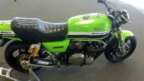 Kawasaki Eddie Lawson by Eddie Lawson Kawasaki Kz1000 S1 Replica