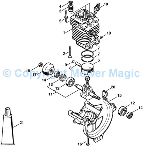 stihl br 600 parts diagram stihl br600 engine diagram html imageresizertool