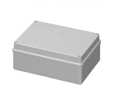 cassette di derivazione cassetta di derivazione a pareti lisce 190x140x70