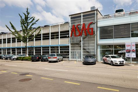 Audi Binzen by Asag Auto Service Ag