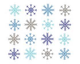 Snowflakes snowflake clipart 3 clipartix