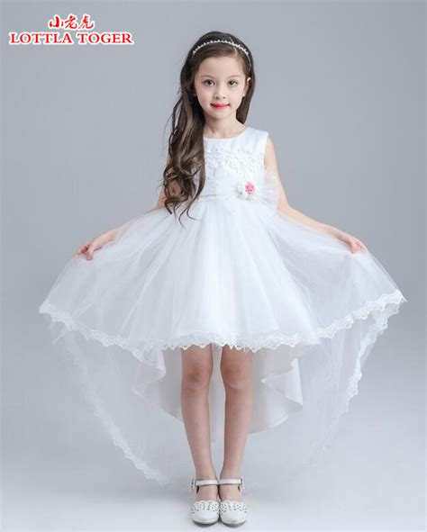 Dress Baby Twhat 2017 new wedding formal flowers dress baby pageant dresses birthday cummunion toddler