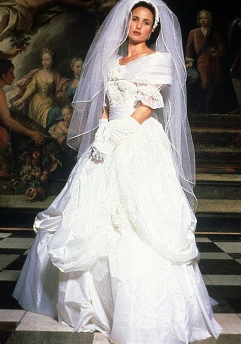 film sedih selain wedding dress 27 iconic movie wedding dresses that will give you all the