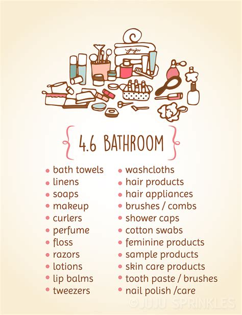 How To Organize A Bathroom 10 Illustrations That Perfectly Sum Up The Konmari Method