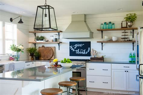 Kitchen Island Buy our farmhouse kitchen reveal the harper house
