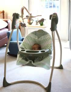 In Swing Baby Should You Keep The Baby Stuff You Might Want Later