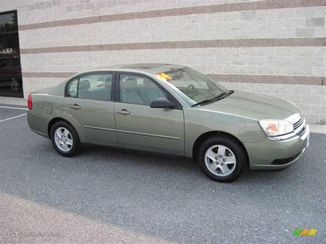 2004 chevrolet malibu 2004 silver green metallic chevrolet malibu ls v6 sedan