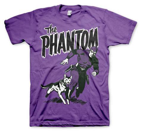 The Phantom Shirt the phantom t shirt purple kl 228 der cdon