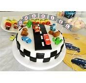 Cake Design  G&226teau Danniversaire Sur Le Th&232me De Cars