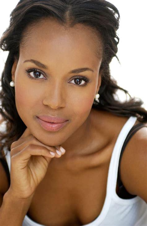 african american female movie stars kerry washington glamorous celebrity african american