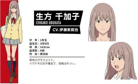 days anime support cast for days tv anime announced 1
