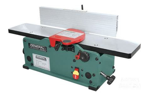 bench jointer uses general 6 quot bench top jointer with helical cutter head