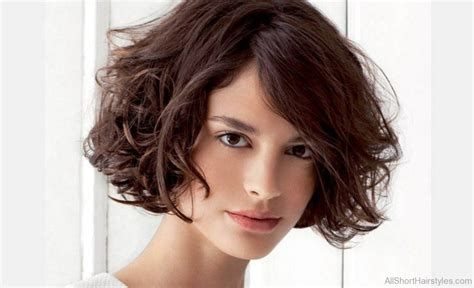 19 most popular bob hairstyles bob hairstyle curly short wavy bob hairstyle with bangs www imgkid com the
