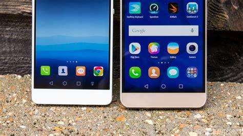 Hp Android Huawei Honor 6 huawei honor 7 vs honor 6 plus