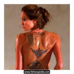 back shoulder tattoos for women tattoospedia