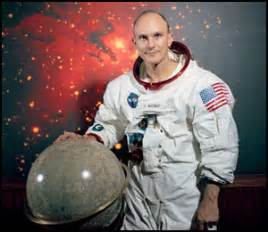 Ken Mattingly Astronaut by Photo S69 62237