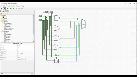 8 bit alu logisim wiring diagrams wiring diagram schemes