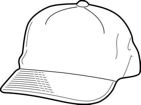 Line Cap Topi Pet 캡 모자 의류 183 pixabay의 무료 벡터 그래픽