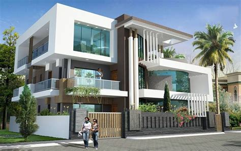 3 story house architecture decoration design